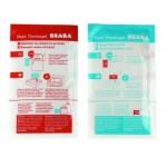 Set 2 pachete termogel pentru incalzire/racire - Beaba