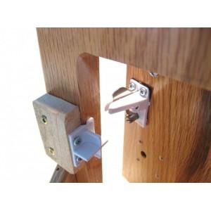 Incuietoare magnetica pentru sertare si dulapuri - Reer