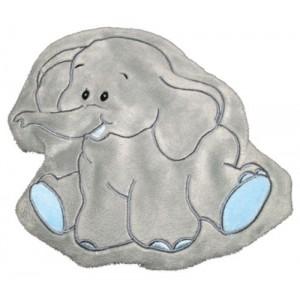 Pernuta anti-colici, model Elefant - Grun Specht