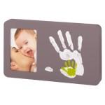 "Kit amprenta + rama foto ""Duo Paint"" - Baby Art"