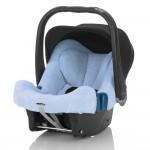 Husa bumbac pentru Romer Baby Safe Plus si SHR II