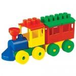 Locomotiva cu vagon - Polesie