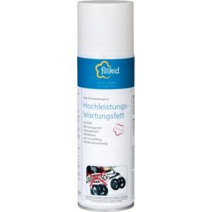 Spray cu silicon pentru intretinerea carucioarelor, 300 ml  - Fillikid