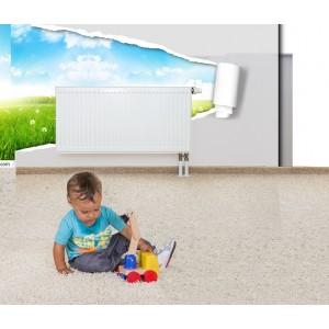 Filtru de aer impotriva prafului din camera copilului Pure BabyAir - Reer