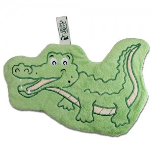 Pernuta anti-colici, model Crocodil - Grun Specht