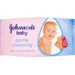 Servetele umede Gentle Cleansing 56 buc - Johnson's baby