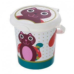 Cos pampers cu clapeta Style - Rotho