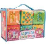 Set 6 cuburi distractive - Bam Bam