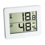 Termometru si higrometru digital de camera extra-plat - TFA