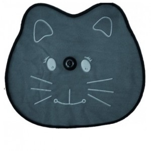 Parasolar auto pisica, set 2 bucati - Kaufmann