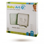 "Kit amprenta ""Magic Box"" - Baby Art"