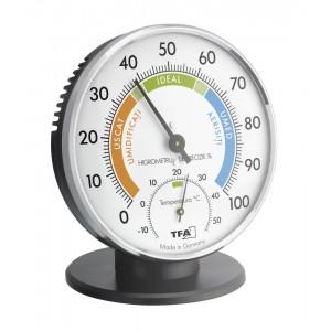 Termometru si higrometru clasic de precizie - TFA