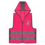 Vestă de siguranță MyBuddyGuard (roz/bleu) - Reer