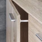 Siguranta pentru sertare si usi de dulapuri - Reer
