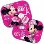 Parasolar auto Minnie, set 2 bucati