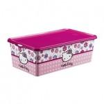 Cutie de depozitare Hello Kitty, 5 l - Rotho