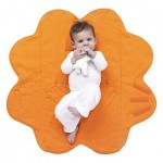 Paturica Floare Soft (85 x 85 cm) - Wallaboo