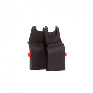 Adaptor scaun auto Maxi Cosi/Cybex/Kiddy pentru Salsa 3/4, Cobra, Mamba, Condor 4, 3-Tec, Turbo 4/6, Viper 4, Zoom - ABC Design