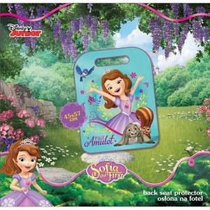 "Protectie scaun auto ""Sofia Princess"" - Seven"