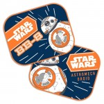 "Set 2 parasolare auto ""Star Wars - BB8"" - Seven"