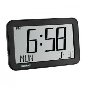 Termo-higrometru cu ceas si bluetooth SMART - TFA