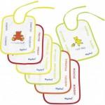 Baveta frotir/plastic Playshoes (25 x 20 cm) - Haberkorn