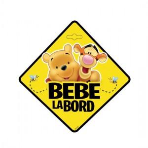 """Semn auto Bebe la bord """"Winnie"""" - Seven"""