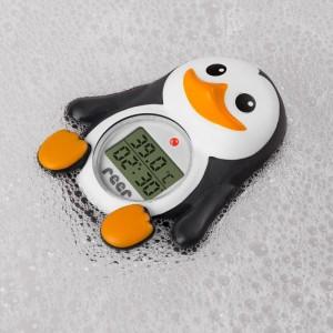 "Termometru de baie si camera ""Pinguin"" - Reer"
