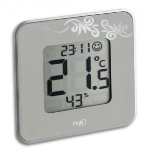 Termometru si higrometru digital de camera - TFA