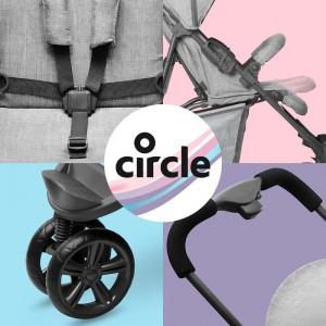Carucior sport Treviso 3S Circle (2018) - ABC Design