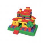 Set cuburi constructie, 250 piese - Haberkorn