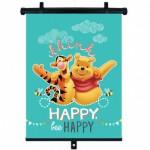 Parasolar retractabil Winnie the Pooh - Haberkorn