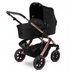 Carucior 2 in 1 Salsa 4 Air Rose Gold (2020) - ABC Design