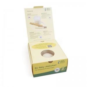Kit mulaj organic pentru amprenta mana sau picior - Grun Specht