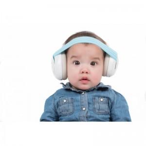 Casti antifonice pentru bebelusi Muffy Baby - Alpine