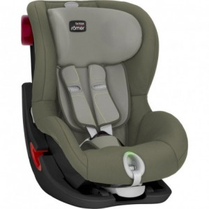 Scaun auto King II LS Black Series - Britax