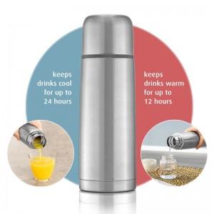 Termos din otel inoxidabil vidat Pure (300 ml) - Reer