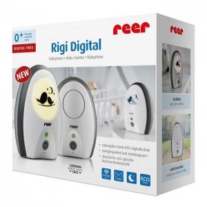 Monitor digital pentru bebelusi Rigi Digital - Reer