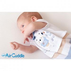 Protectie impermeabila antitranspiratie 3D pentru saltea 60 x 120 cm - Air Cuddle