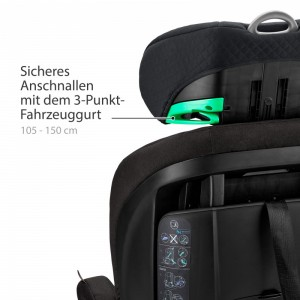 Scaun auto Aspen i-Size - ABC Design