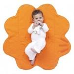 Paturica Floare Soft (85 x 85 cm) - Wallaboo