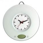 Cantar de bucatarie cu ceas - TFA