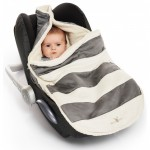 Port-bebe Striped (0 - 12 luni) - Wallaboo