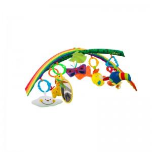 """Covoras de joaca """"Jungla"""" (80 x 85 cm) - Fillikid"""