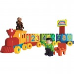 "Joc de constructie Unico ""ABC Train"" - Haberkorn"