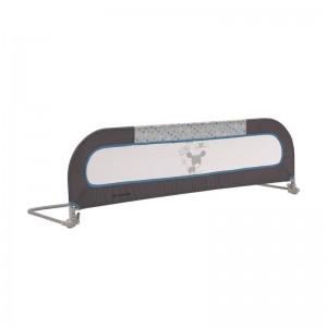 Siguranta metalica pentru pat, 120 x 39 cm - Haberkorn