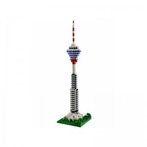 Set de construit Turnul Kuala Lumpur - Loz