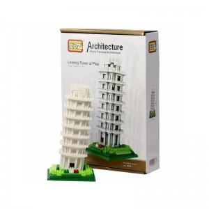 Set de construit Turnul din Pisa - Loz